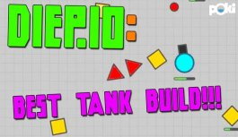 Get M.I.A All Over Diep.io – The New Fast-Paced Strategy Game