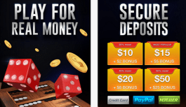 Backgammon For Money Enables You To Earn Money Based on Your Skills