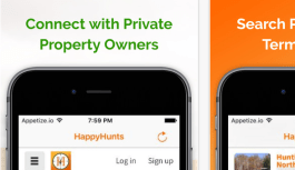 Book Outdoor Services and Rent Your Land with HappyHunts