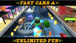 Racing Car On Fire – Unlimited Fun for All ages