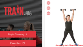 Train.Me – Amazing Workouts & Fitness App