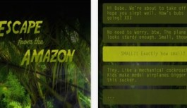 Escape from the Amazon – A Thrilling Story Adventure