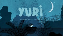 Yuri is an iOS platformer that channels Mario and Where the Wild Things Are