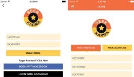 Seek Karma app is a very useful volunteer jobs platform for iOS devices