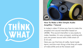 ThinkWhat – DIY, Ideas, Life hacks app lets you create your do it yourself projects
