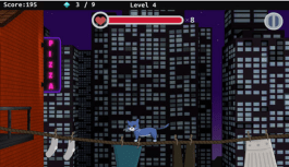 Shakey's Escape – Cat Platform is a Thrilling Action Based Adventure Based on A Lovely Storyline