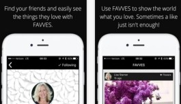 FAVVES – Share Your Favorite Things & Places