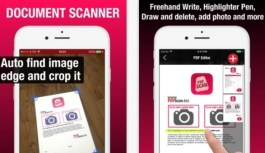 App Review – PDF Scan + Edit and Sign PDF Document Scanner
