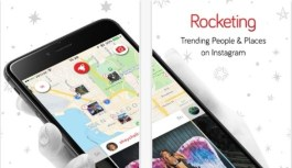 Win Prices & Exclusive Access to Famous Parties – Rocketing for Instagram