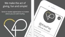 KissPay – Show Your Appreciation in A Unique Way