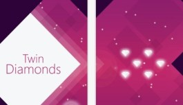 Twin Diamonds – Challenging One-Touch Arcade Game