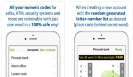 Secure your codes with WordPIN