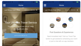 Last Minute Hotel Offers – Amazing Booking App for Last-Minute Hotels & Apartments