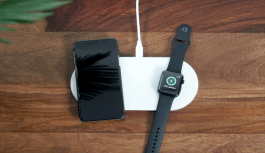 Charge your iPhone and Apple Watch Together
