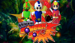 Super Bomber Boy by AT GAMES STUDIO is Set To Launch for iOS Next Month