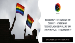 Delta Connect: Meet Verified, Real, Compatible People of the LGBT Community