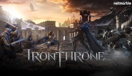 Iron Throne, the new fantasy-set MMO strategy game from Netmarble launches on the App Store