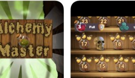 Alchemy Master – An Addictive Match 3 Alchemy Game