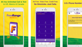 FreeRange Mobile Offers One of the Best Subscription Plans for Calls and Texts