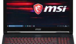 MSI GL63 8RC 15.6″ Gaming Laptop – Black