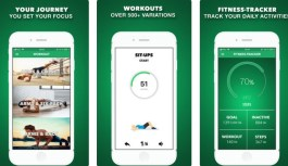Fitbounds Strong Arms Trainer – Arms Workout & Fitness Tracker