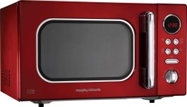 Morphy Richards Evoke 23 Litre Microwave – Review