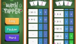 Math Tapper – A Brain-Teasing Math Game for All Ages