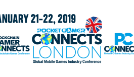 PocketGamer Connects London, Biggest Game Conference Yet (Mobile, PC, XR, Blockchain)