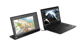 Lenovo Introduces USB-C Portable Monitor for Laptop