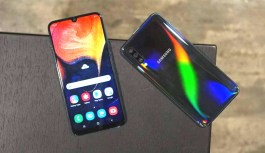 Samsung Galaxy A30 and Galaxy A50 Review