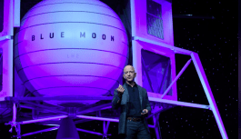 Amazon Founder Jeff Bezos Have Plans to Visit the Moon by 2024
