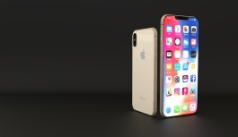The iPhone X compared with the new iPhone XS