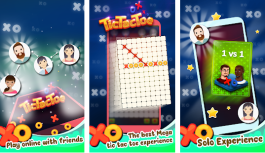 XO Master is a Super-Fun Twist of the Classic Tic Tac Toe Game