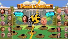 Pummel A Politician – Hilarious Arcade Game
