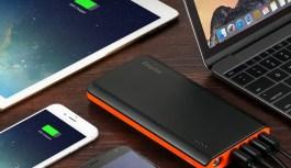 EasyAcc 20000mAh Portable Power Bank: Review