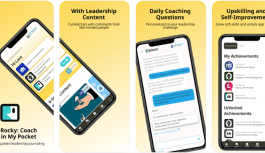 Rocky – A Leadership Coach in Your Pocket