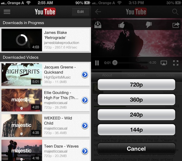 Tweaked apps, premium apps for free, jailbreak and many more. Yourtube A Must Have Jailbreak Tweak For Youtube App Updated For Ios 6