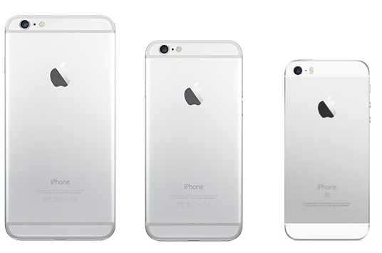 What Is the Difference between iPhone SE and iPhone 6s, iPhone 6s Plus?