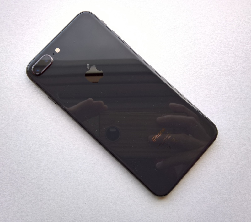 iPhone 8 Plus Rear view