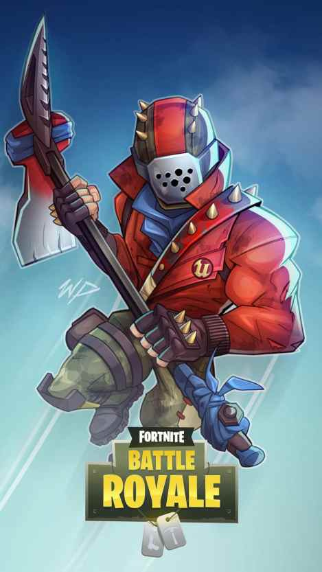 Fortnite Wallpaper Ipad Mini