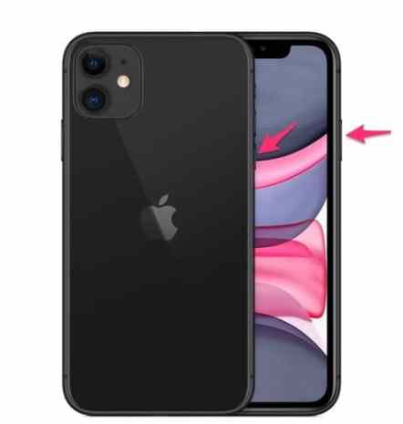 How To Screenshot On iphone 11 ?