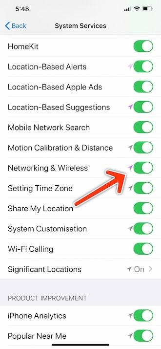 How to turn off Apple's location-tracking U1 chip in iPhone 11 and 11 Pro