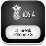 jailbreak iphone 3g ios 4 gm