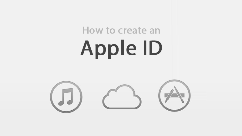 How to Create an Apple ID on iPhone or iPad • JailBreak