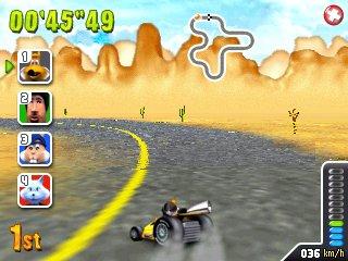 iPhone Crazy Kart 2