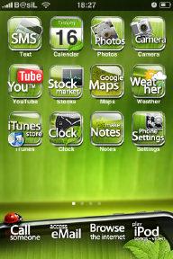 leaf_iphone_theme