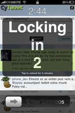 CyTweet Twitter Cydget by Limneos