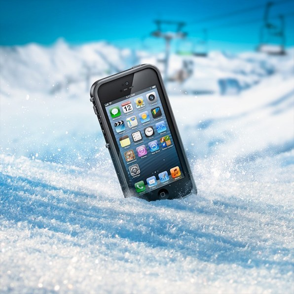 Lifeproof frē iPhone 5 Case Snowproof