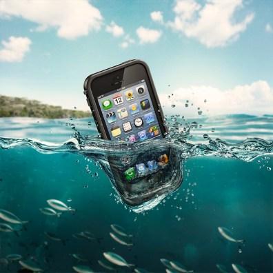 Lifeproof frē iPhone 5 Case Waterproof