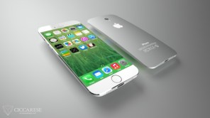 iPhone 6 concept ciccarese design